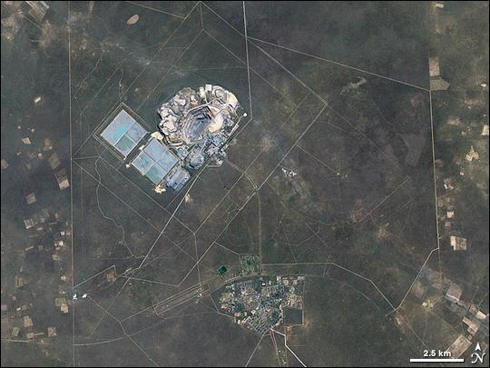 Jwaneng Diamond Mine, Botswana
