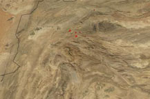 6.4 Magnitude Earthquake Near Quetta, Pakistan