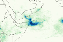 Flooding in Yemen