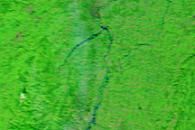Floods in Eastern France