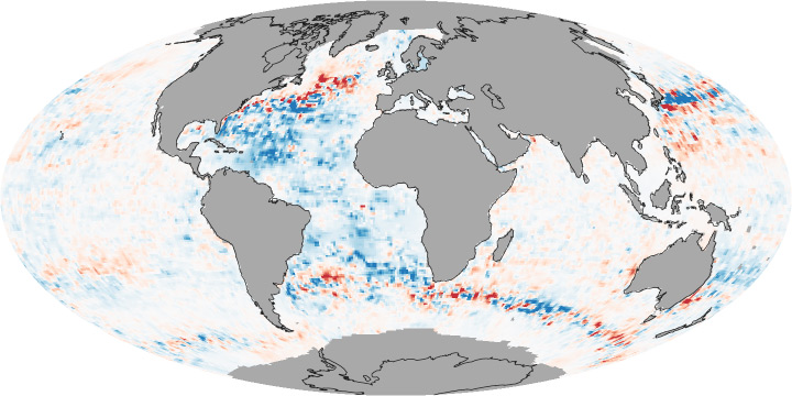 Correcting Ocean Cooling