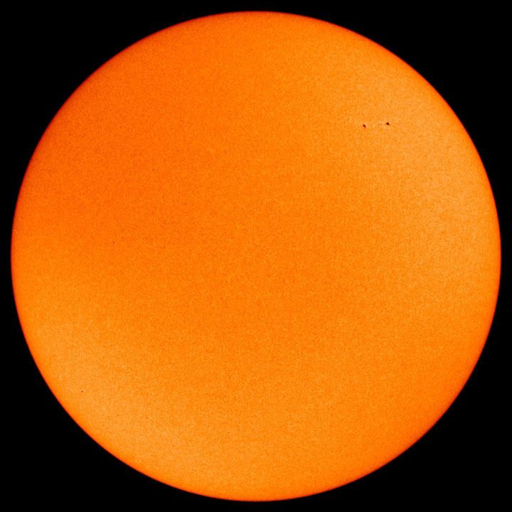 New Sunspot Cycle Begins