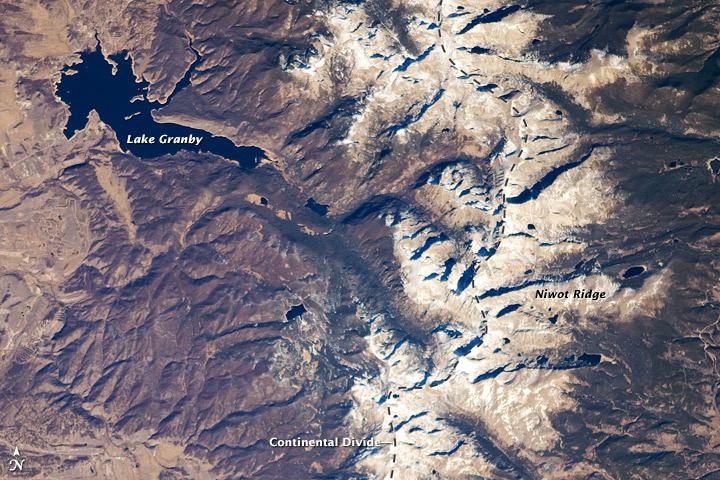 Great Divide, Rocky Mountains, Colorado