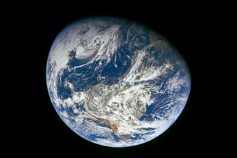 Earth Viewed by Apollo 8 - related image preview