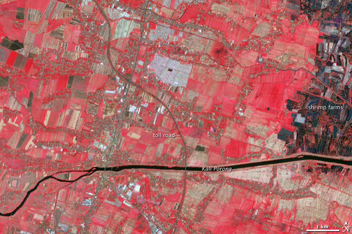 Sidoarjo Mud Flow, Indonesia - related image preview