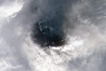 Eruption of Klyuchevskaya Volcano - related image preview