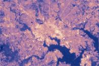Urban Heat Island: Baltimore, MD
