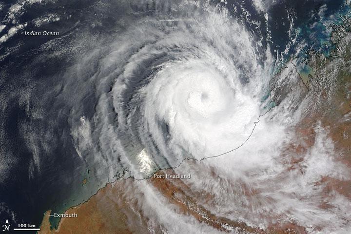 Cyclone Billy