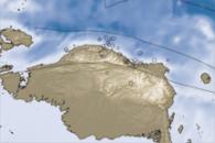 Earthquake in Papua, Indonesia