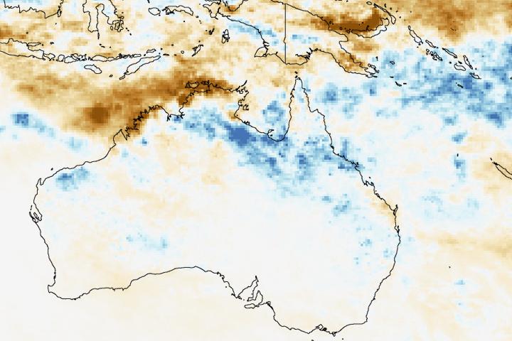 Rainfall Anomaly