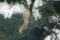 Landslide in Guatemala