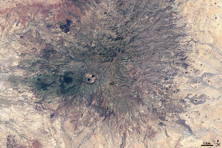 Mt. Marra, Sudan