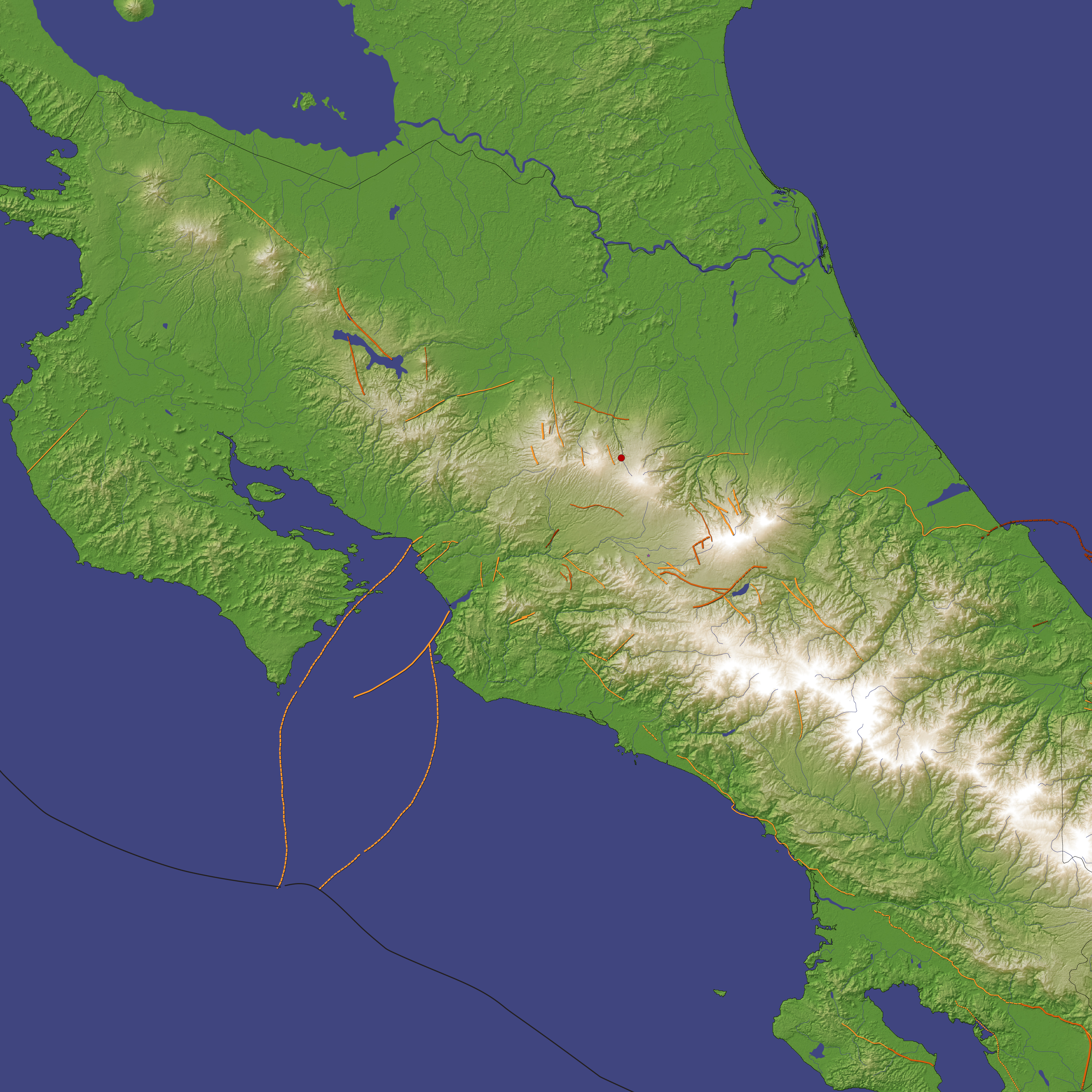 costa rica earthquake - photo #17