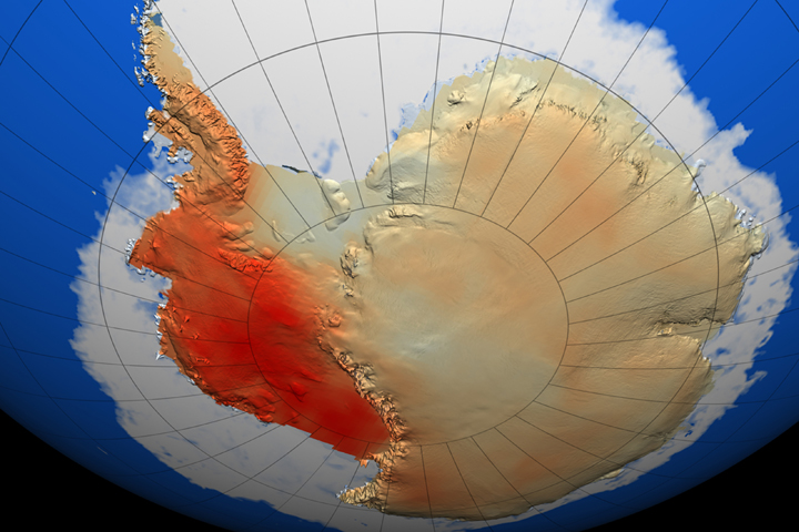 Antarctic Warming Trends