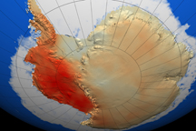 Antarctic Warming Trends - selected image