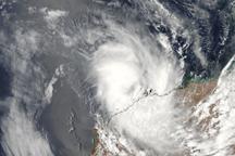 Cyclone Dominic