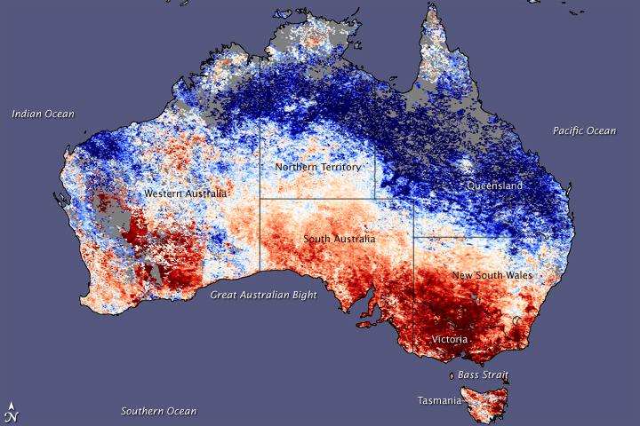Exceptional Australian Heat Wave