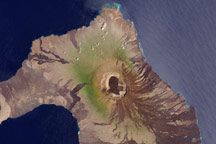 Wolf Volcano, Galapagos Islands - selected image
