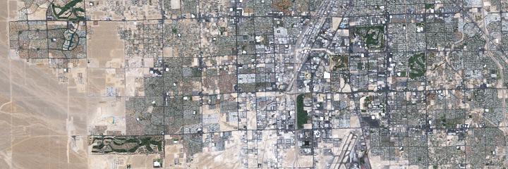 Las Vegas 94 >> 25 Years Of Growth In Las Vegas