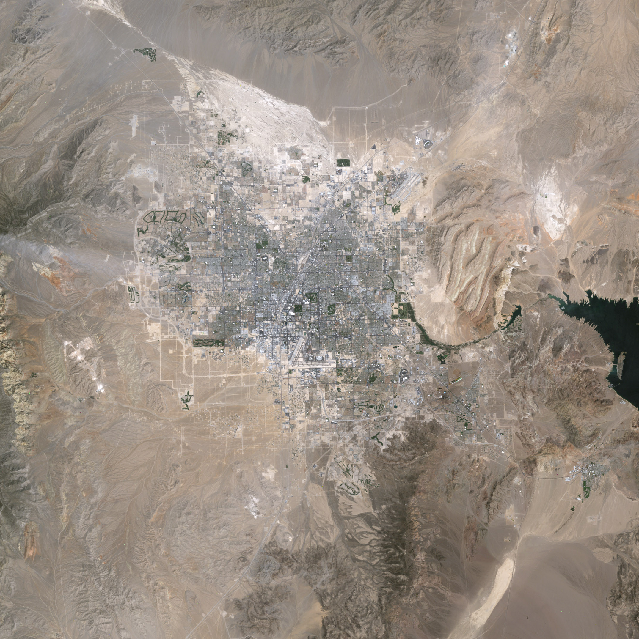 25 Years of Growth in Las Vegas - related image preview