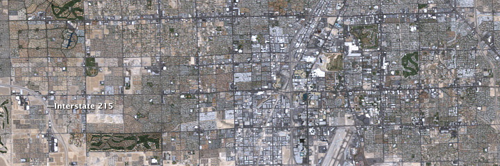 25 Years of Growth in Las Vegas