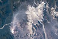 Minchinmavida and Chaiten Volcanoes, Chile