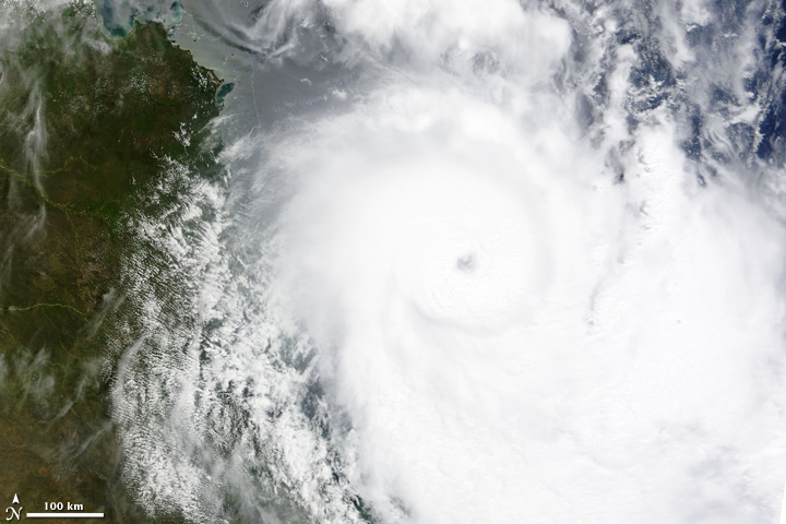 Tropical Cyclone Hamish