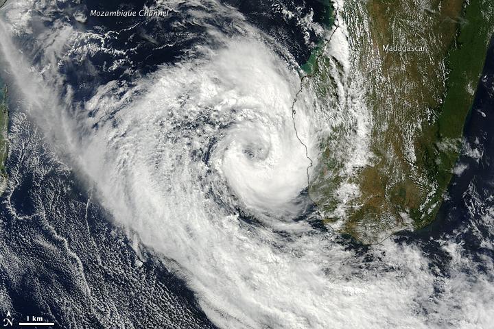 Cyclone Izilda