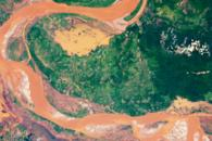 Betsiboka River Floods, Madagascar–January 2009