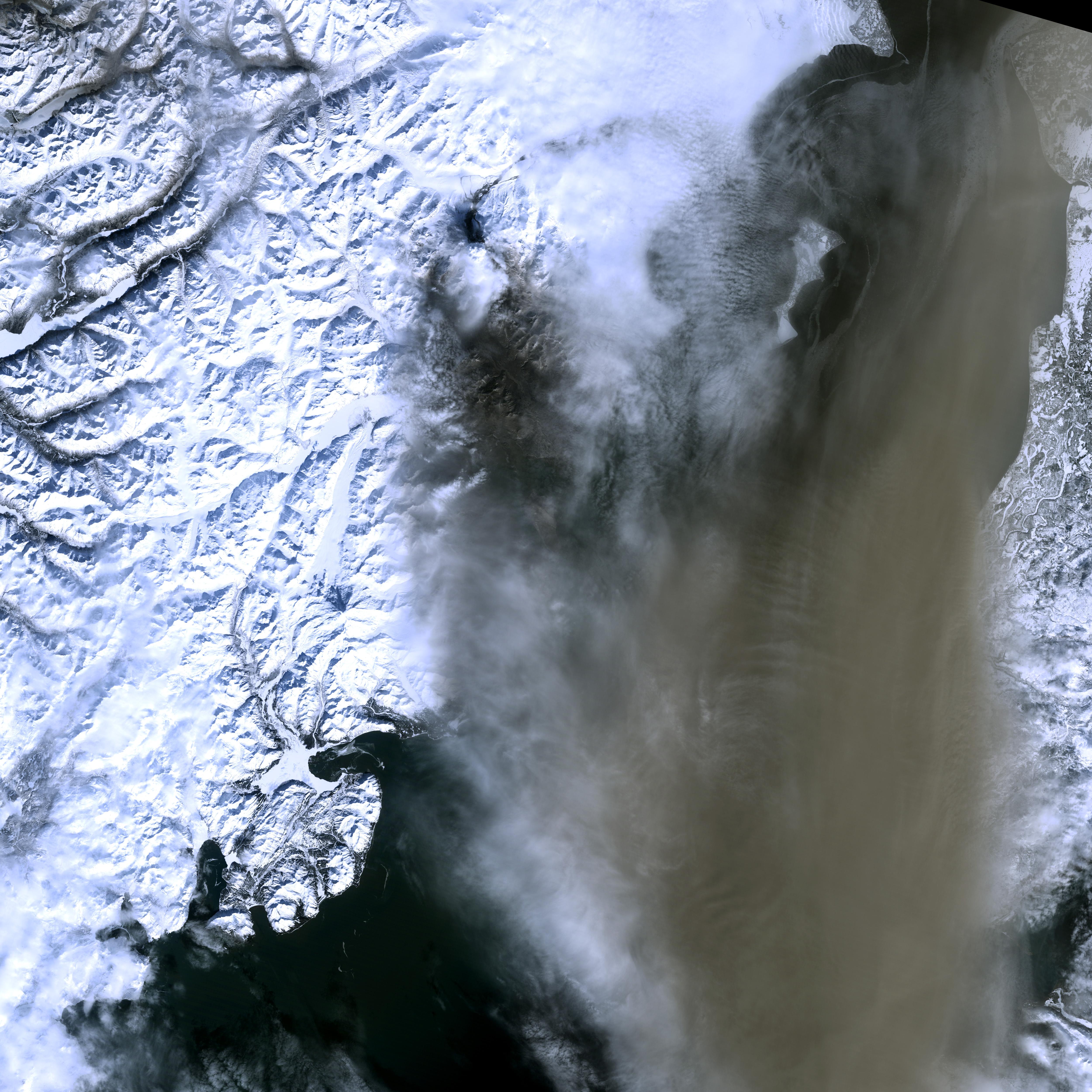 Mt. Redoubt Volcano, Alaska - related image preview