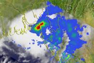 Tropical Storm Bijli