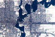 Red River Floods, North Dakota and Minnesota