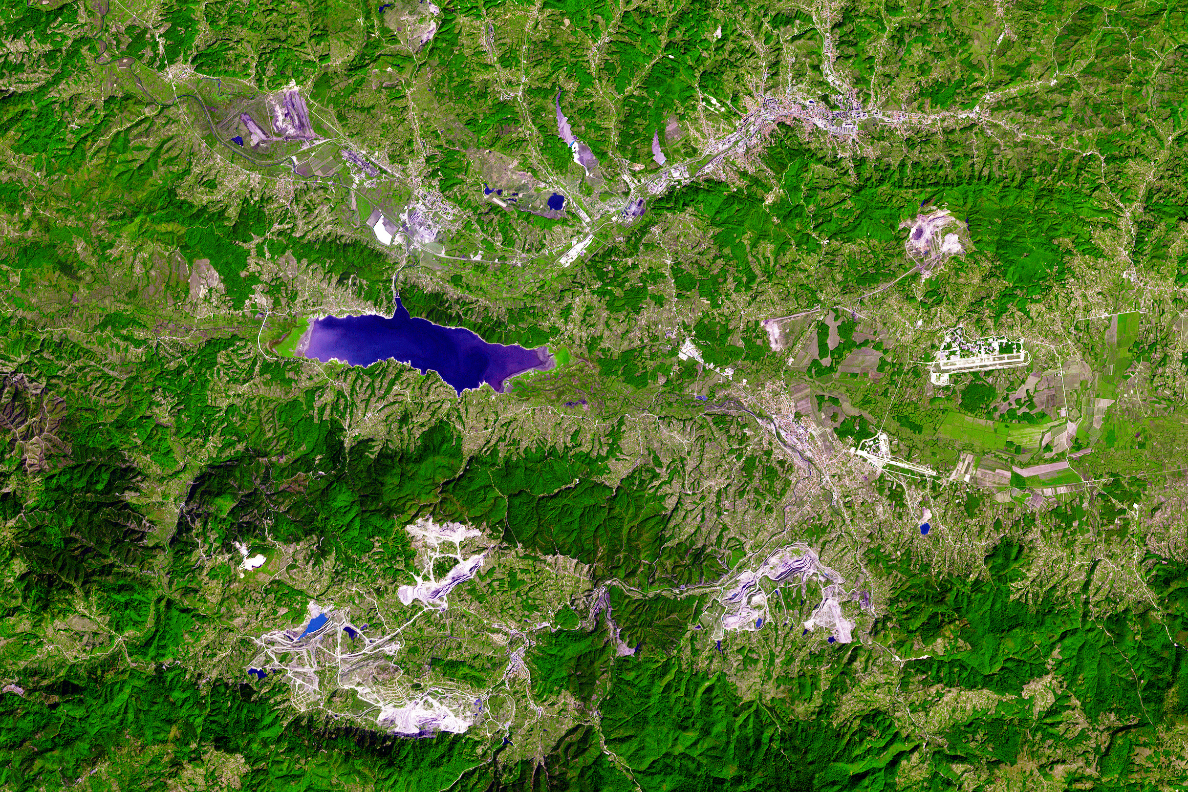 Tuzla Valley Coal Mines, Bosnia and Herzegovina - related image preview