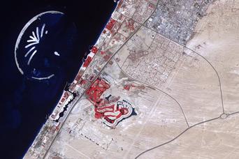 Urbanization of Dubai - related image preview