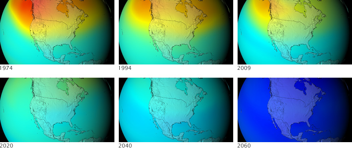 The Ozone Layer If CFCs Hadn't Been Banned
