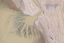 Rare Refill of Lake Eyre, Australia's Simpson Desert