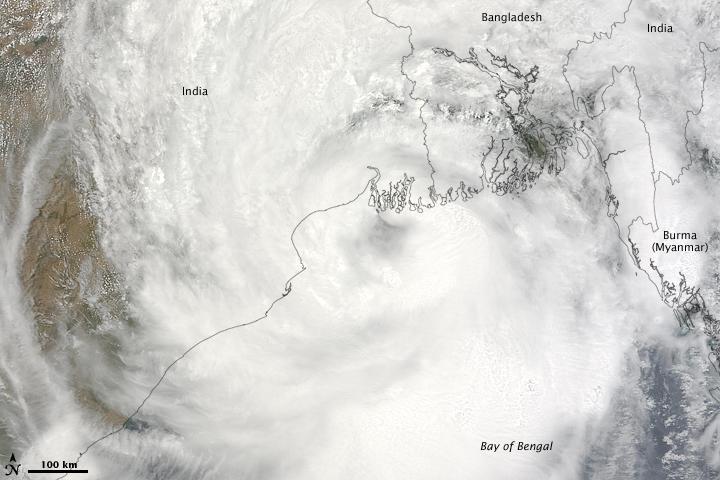 Cyclone Aila