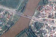 Democracy Bridge Damaged by Earthquake