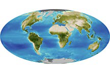 Global Biosphere - selected image