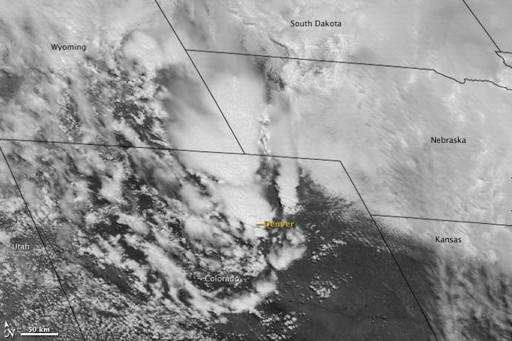 Tornadoes in Northeastern Colorado