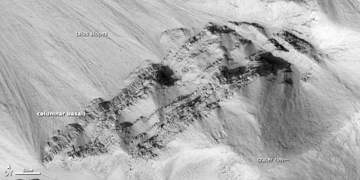 Marte Vallis, Mars