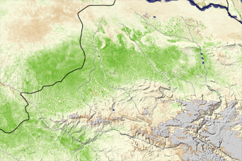 Crop Recovery in Afghanistan - related image preview