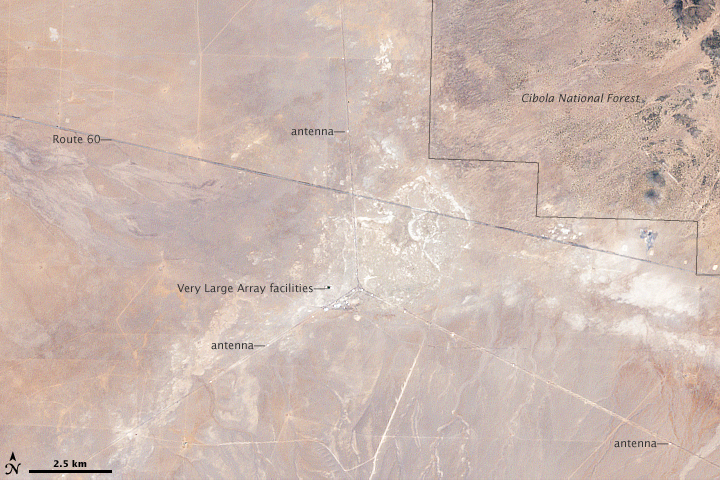 The Very Large Array, New Mexico - related image preview