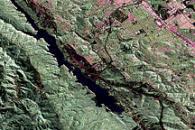 NASA Radar Provides 3-D View of San Andreas Fault