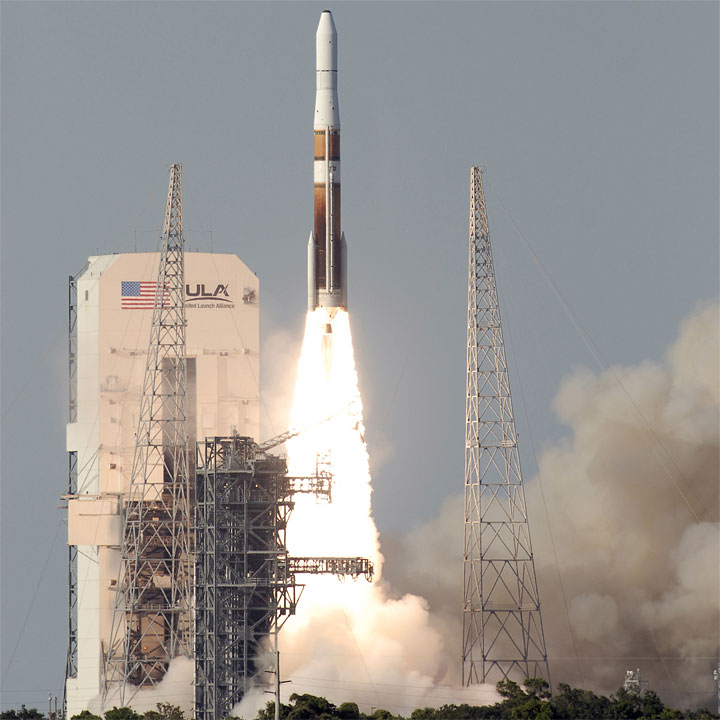 Successful Launch of GOES-O (GOES-14)
