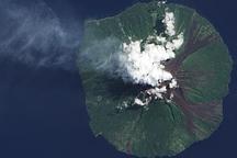 Manam Volcano