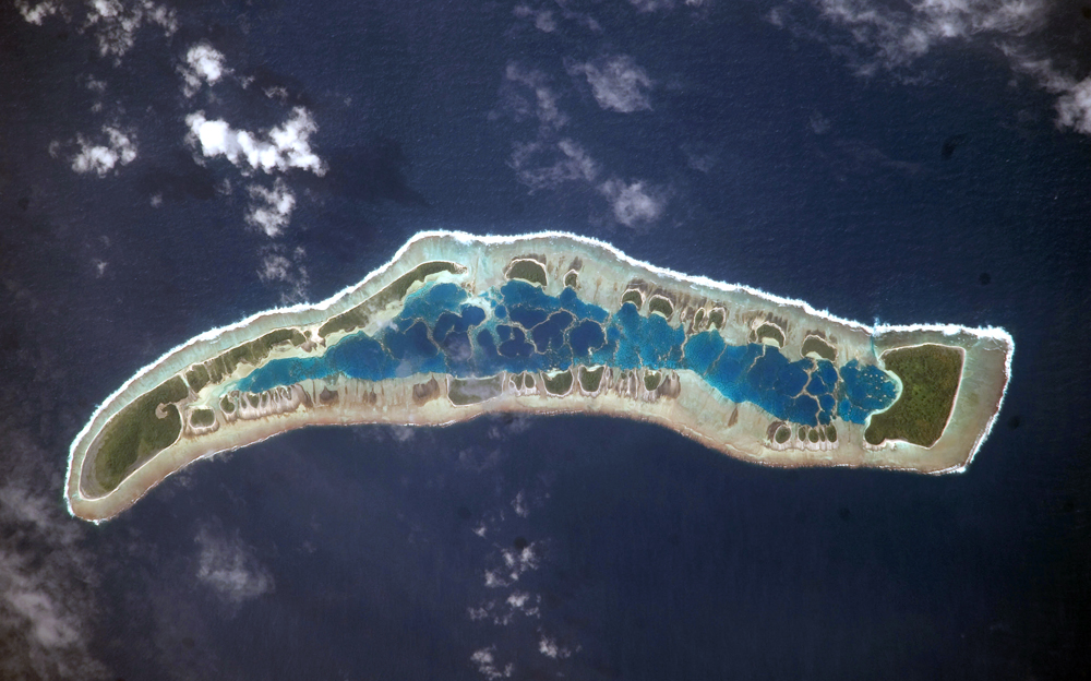 Millennium Island, Kiribati : Image of the Day