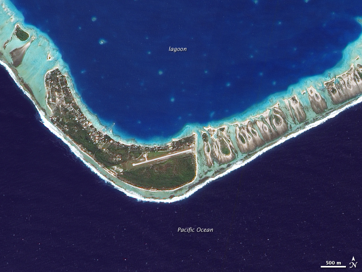 Tikehau Atoll French Polynesia  city photos : Tikehau Atoll, French Polynesia : Image of the Day