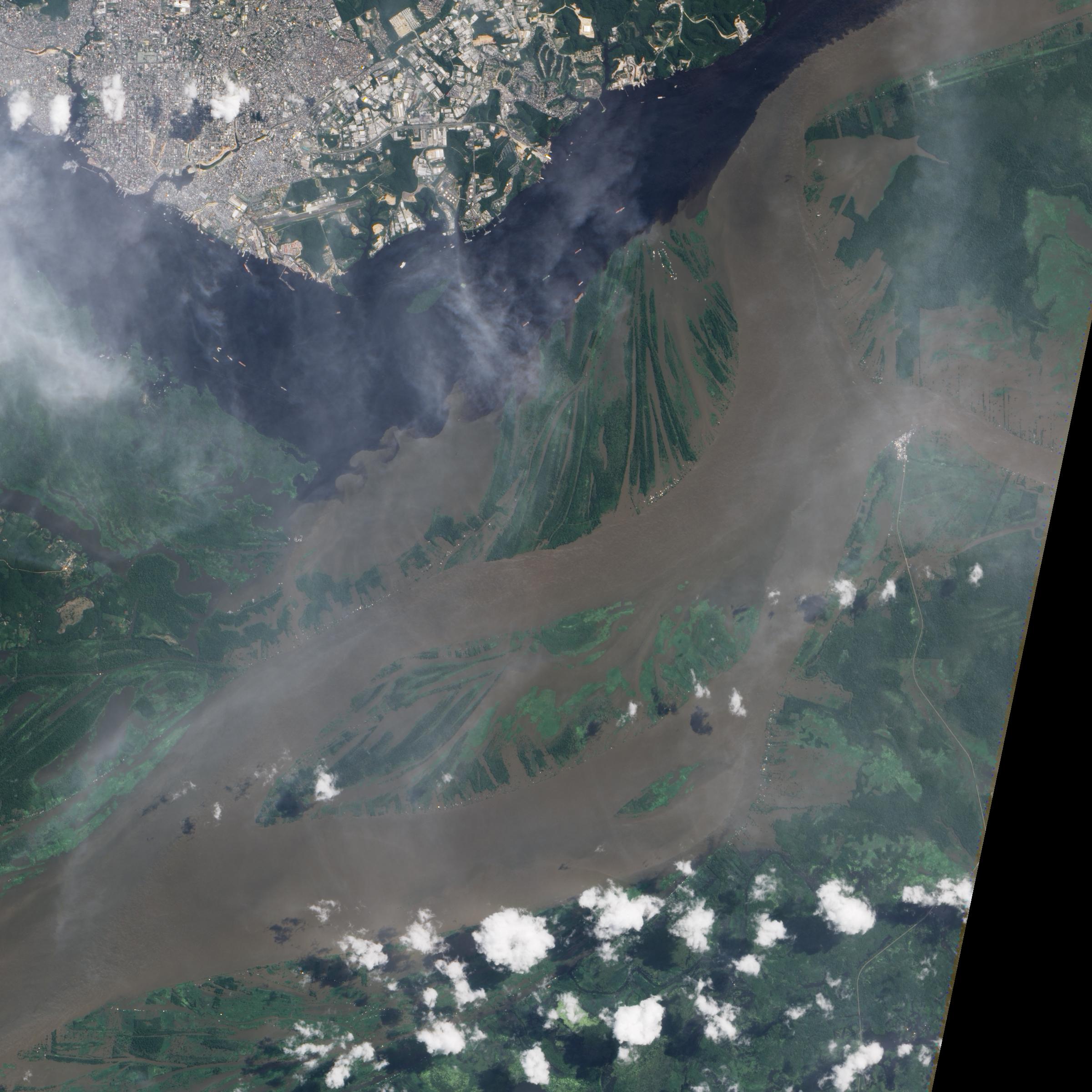 5a6c9c3c85f Flooding near Manaus