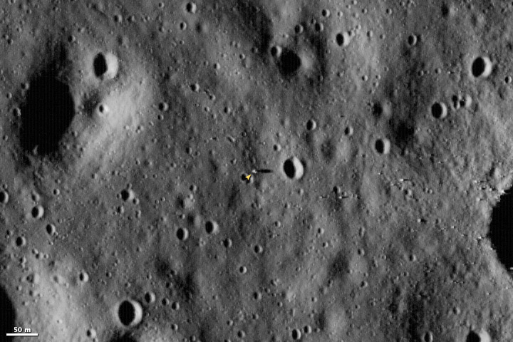 Apollo 11 Landing Site - related image preview